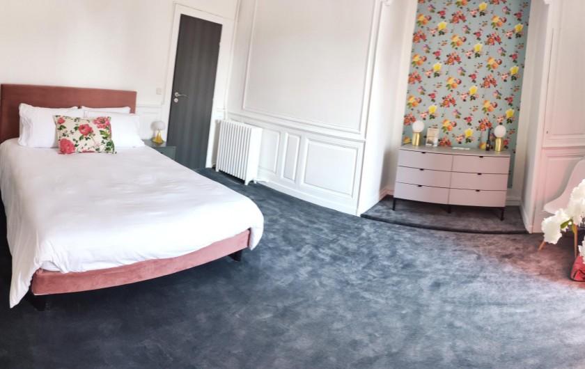 Location de vacances - Chambre d'hôtes à Le Mans - LA MARQUISE
