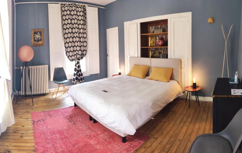 Location de vacances - Chambre d'hôtes à Le Mans - LA BELLE GABRIELLE