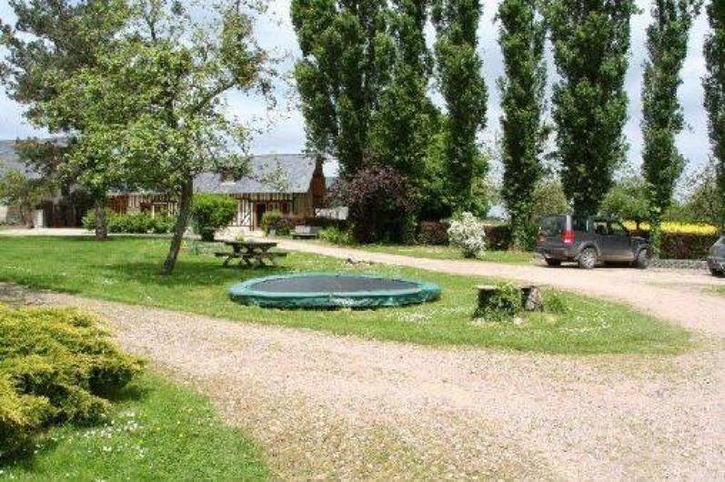 Location de vacances - Gîte à Bonnebosq