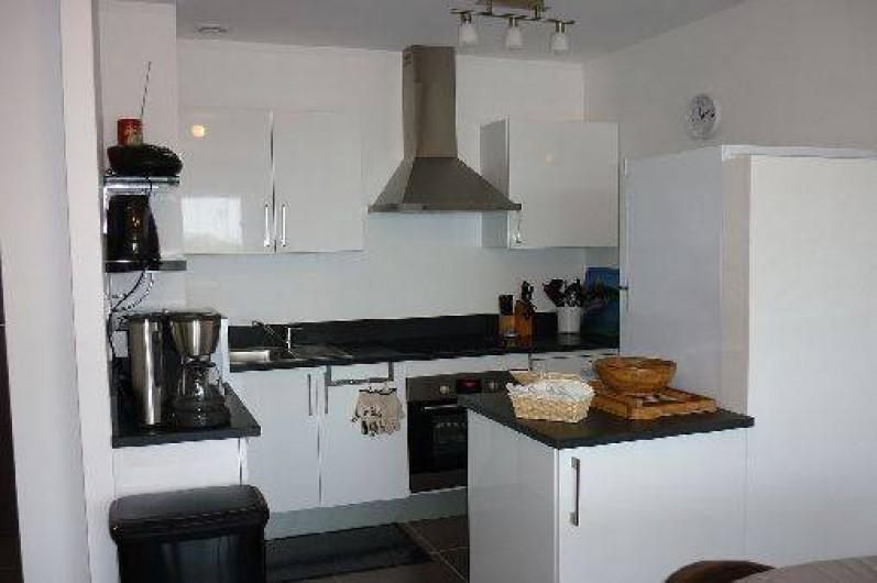 Location de vacances - Appartement à Propriano - espace cuisine