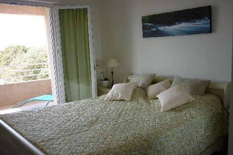 Location de vacances - Appartement à Propriano - ouverte sur la terrasse