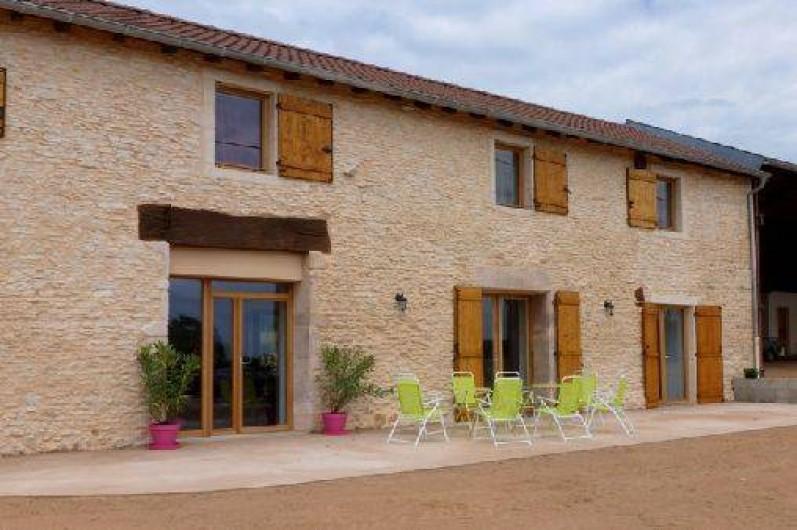 Location de vacances - Chambre d'hôtes à Lugny