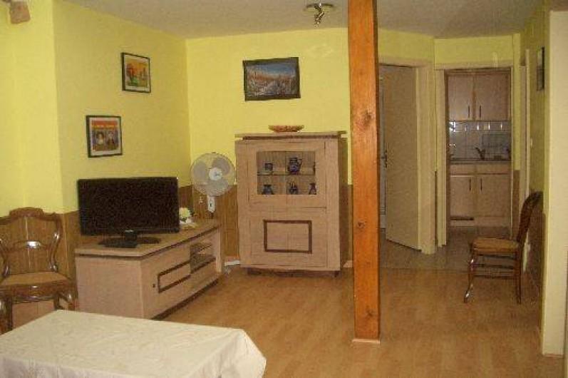 Location de vacances - Appartement à Wettolsheim
