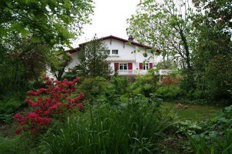 Location de vacances - Chambre d'hôtes à Saint-Martin-de-Seignanx