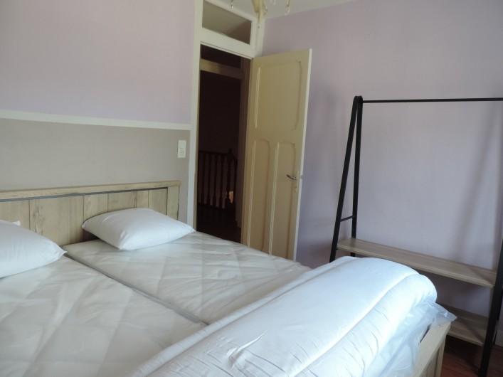 Location de vacances - Villa à Cayeux-sur-Mer - 2EME CHAMBRE