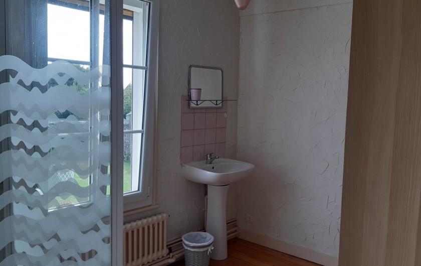 Location de vacances - Villa à Cayeux-sur-Mer - SALLE DE DOUCHE 1