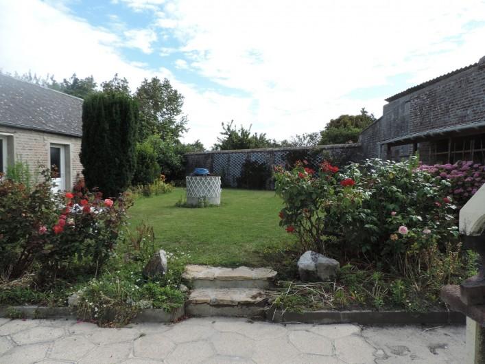 Location de vacances - Villa à Cayeux-sur-Mer - JARDIN