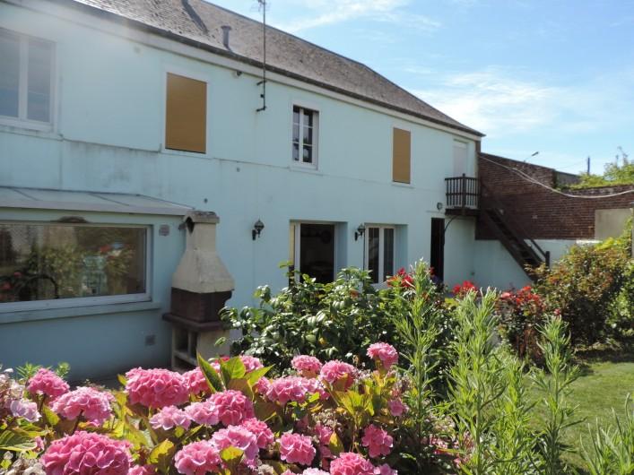 Location de vacances - Villa à Cayeux-sur-Mer