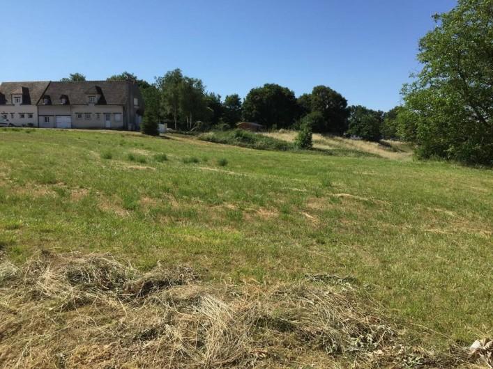 Location de vacances - Maison - Villa à Souvigny-de-Touraine - Vue vers la campagne