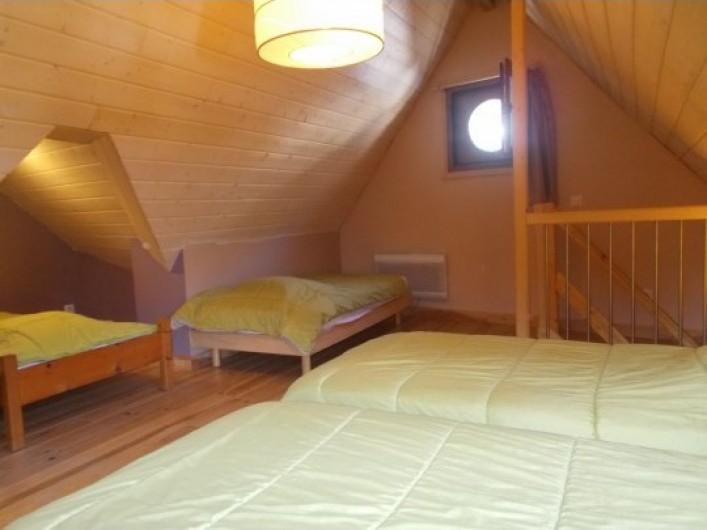 Location de vacances - Gîte à Vielle-Louron - Chambre 1