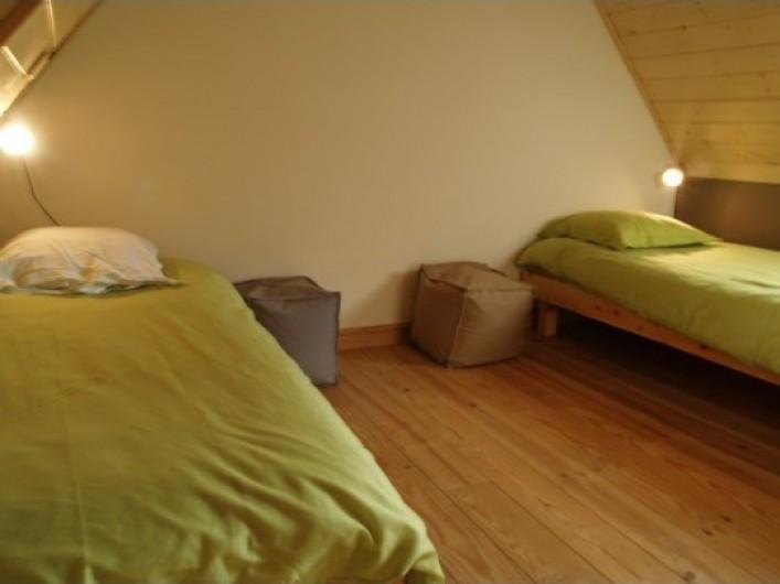 Location de vacances - Gîte à Vielle-Louron - Chambre 2
