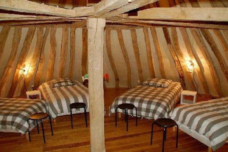 Location de vacances - Gîte à La Neuville-Chant-d'Oisel