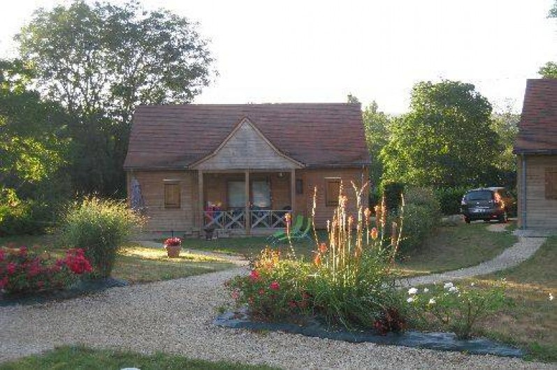 Location de vacances - Chalet à Carsac-Aillac