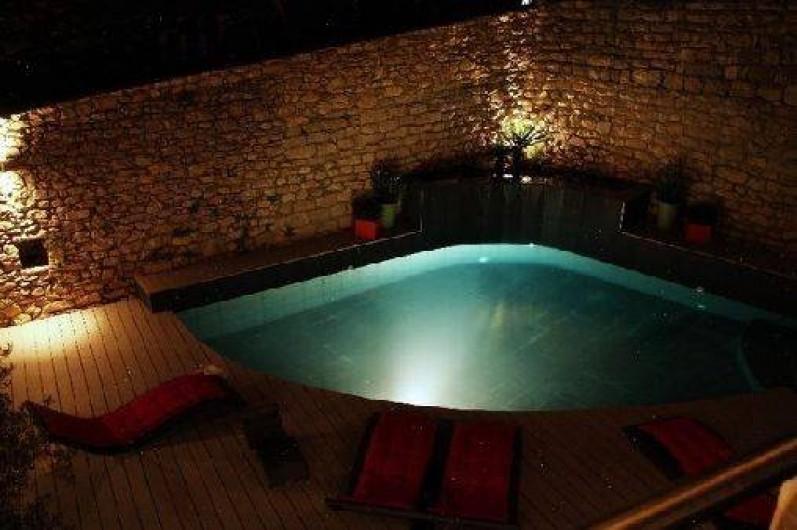 Location de vacances - Mas à La Roque-sur-Cèze