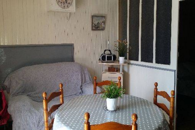 Location de vacances - Maison - Villa à Allevard - cuisine