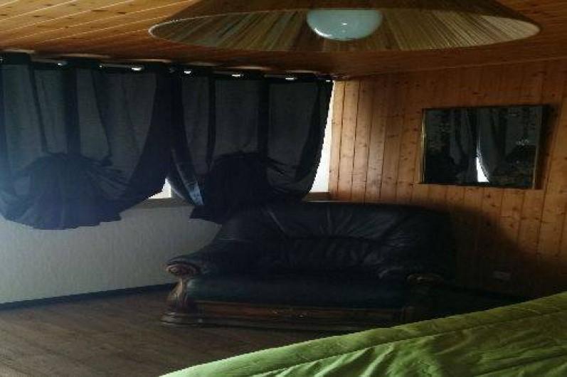 Location de vacances - Maison - Villa à Allevard - chambre