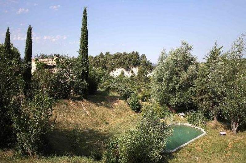 Location de vacances - Gîte à Saint-Saturnin-lès-Apt - Les alentours