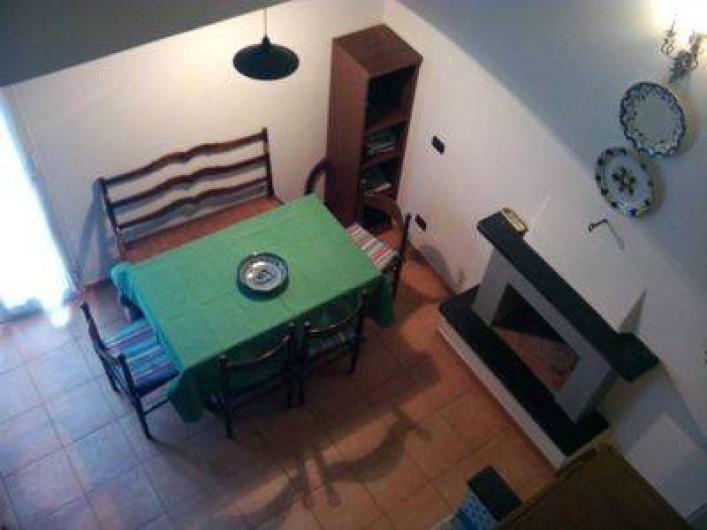 Location de vacances - Appartement à Levanto - salle a manger