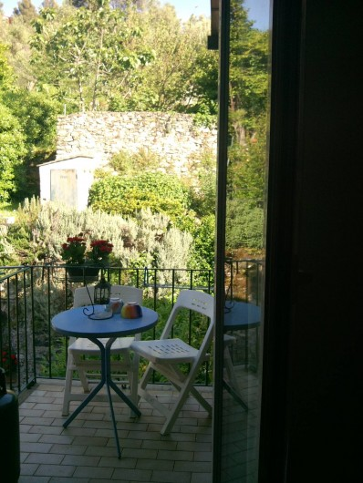 Location de vacances - Appartement à Levanto - balcon