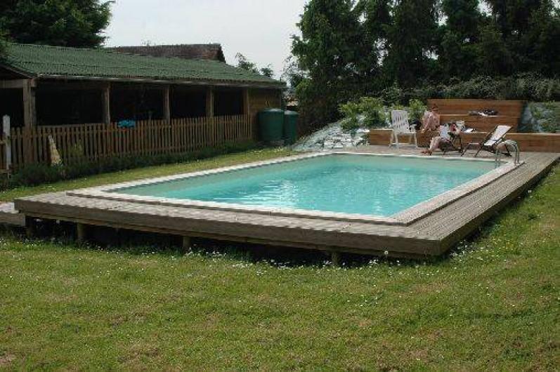 Location de vacances - Chambre d'hôtes à Surville