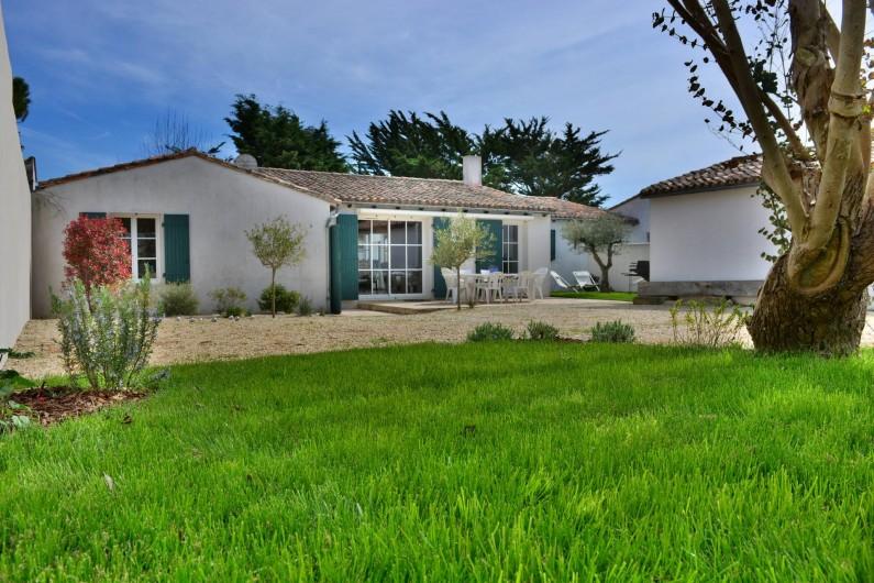 Location de vacances - Villa à Sainte-Marie-de-Ré