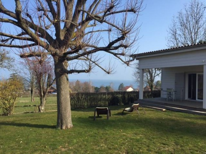 Location de vacances - Chalet à Anthy-sur-Léman