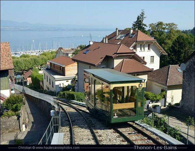 Location de vacances - Chalet à Anthy-sur-Léman - Thonon les Bains