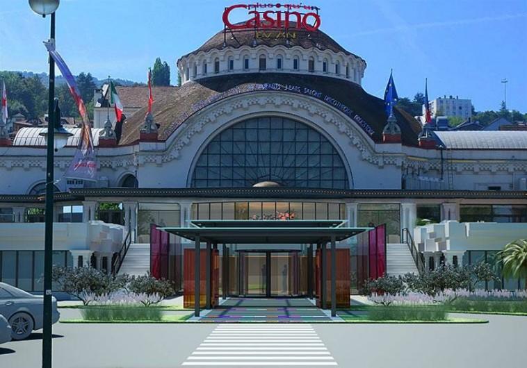 Location de vacances - Chalet à Anthy-sur-Léman - Casino Evian-les-Bains