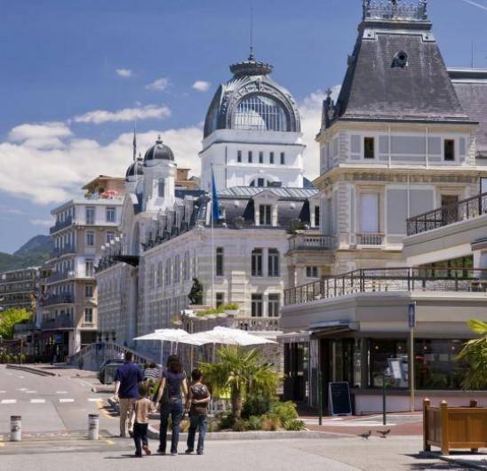 Location de vacances - Chalet à Anthy-sur-Léman - Evian les Bains