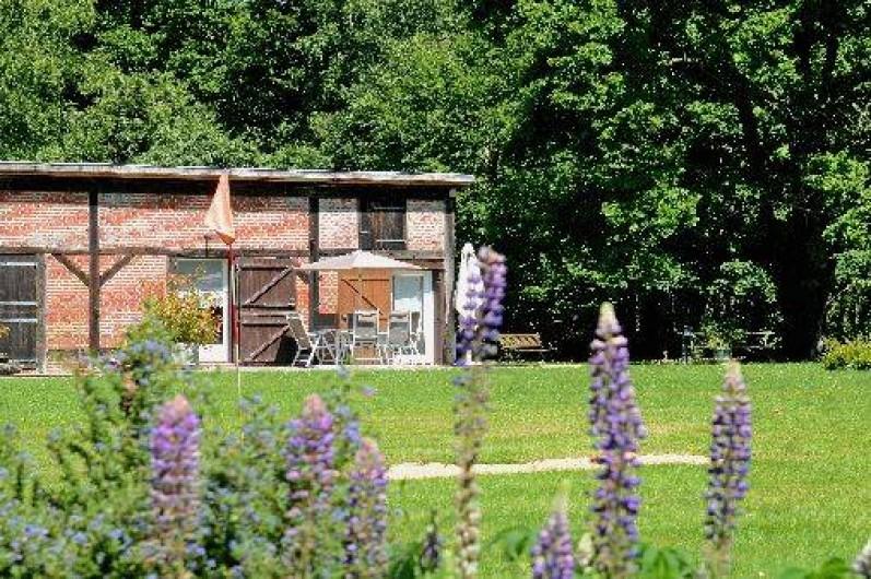 Location de vacances - Gîte à Le Mesnil-Durand