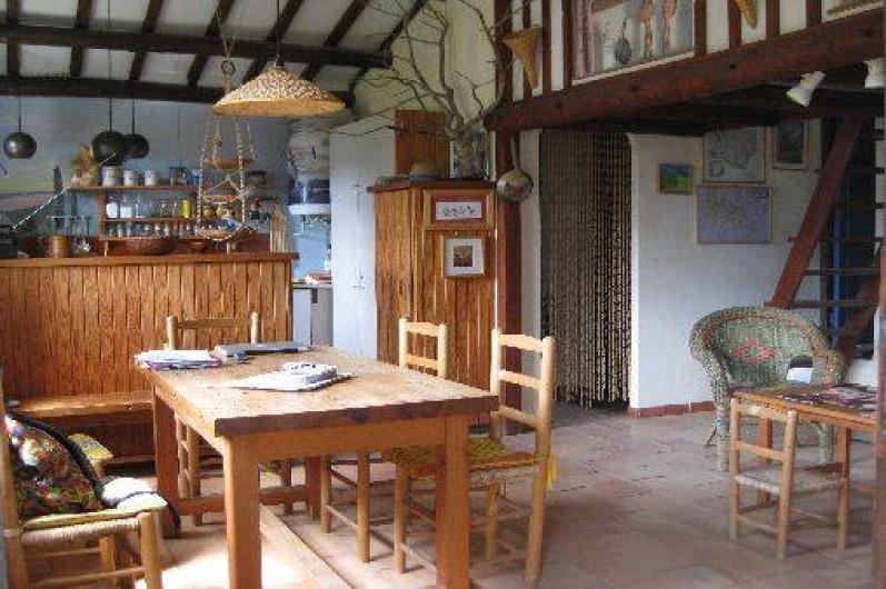Location de vacances - Mas à Buis-les-Baronnies