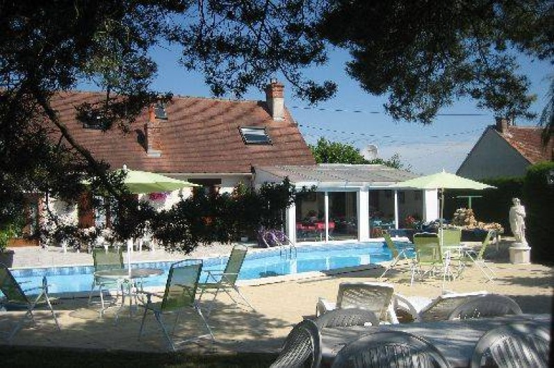 Location de vacances - Chambre d'hôtes à Mareuil-sur-Cher