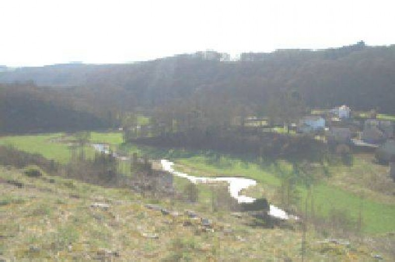 Location de vacances - Gîte à Falaen - lors d'une promenade