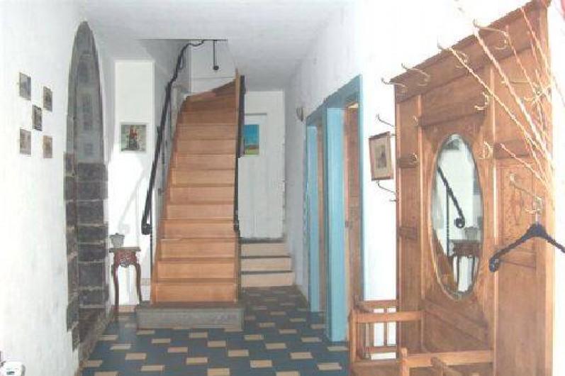 Location de vacances - Gîte à Falaen - Hall d'entrée