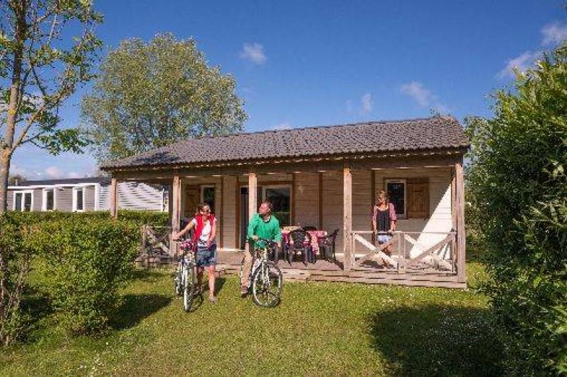 Location de vacances - Bungalow - Mobilhome à Quend