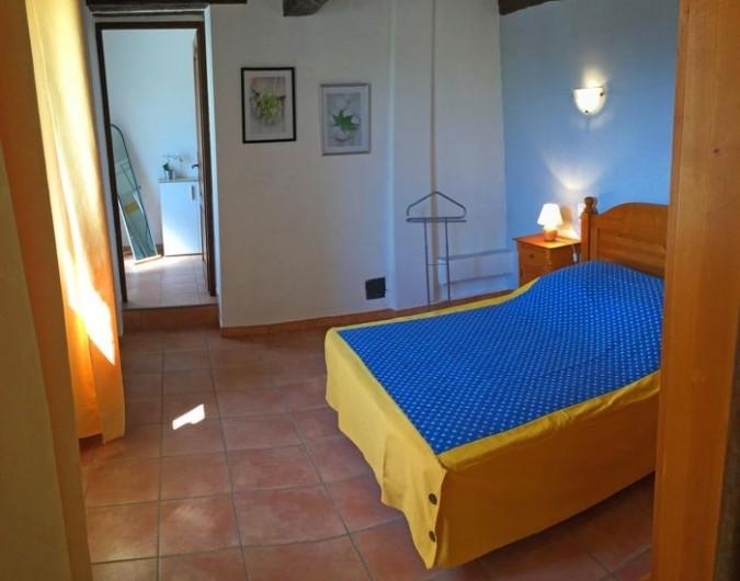 Location de vacances - Gîte à Bédarrides - Lit double