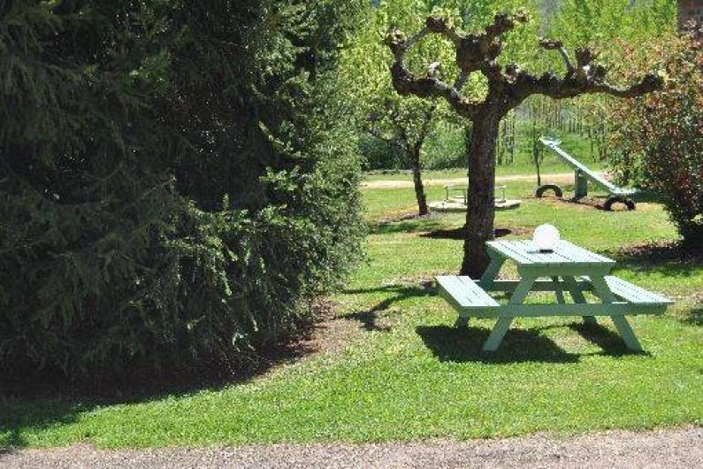Location de vacances - Gîte à Limeuil