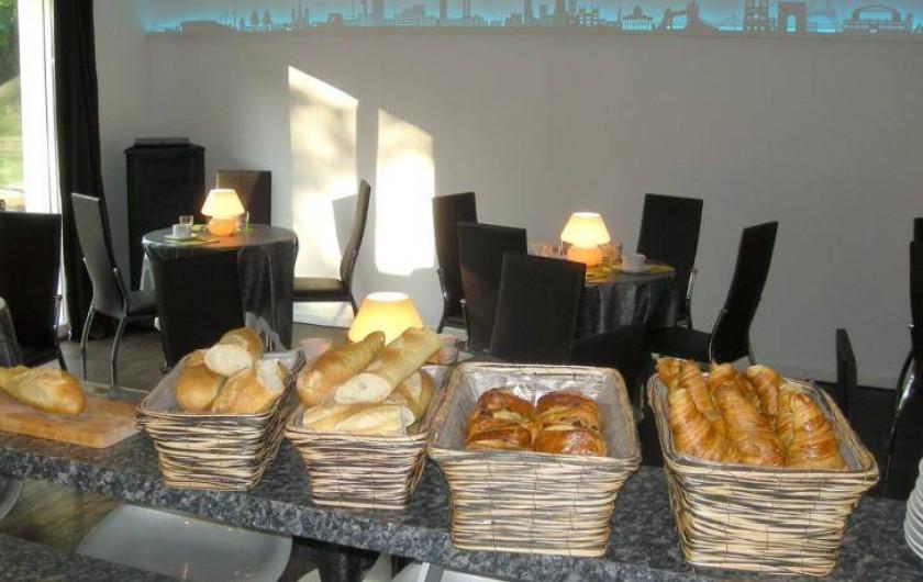 Location de vacances - Chambre d'hôtes à Sainte-Marie-au-Bosc