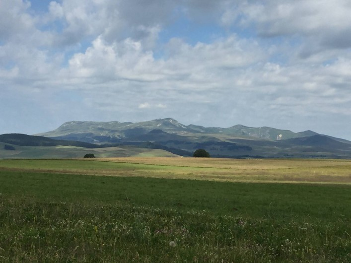 Location de vacances - Chambre d'hôtes à Chadeleuf - massif du Sancy