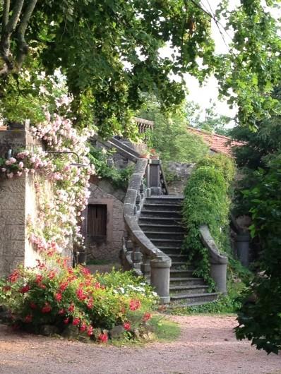 Location de vacances - Chambre d'hôtes à Chadeleuf