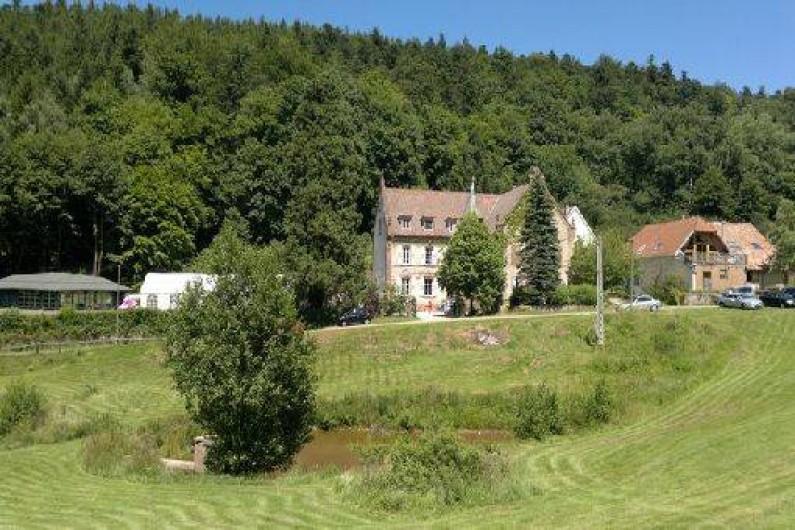 Location de vacances - Appartement à Oberhaslach