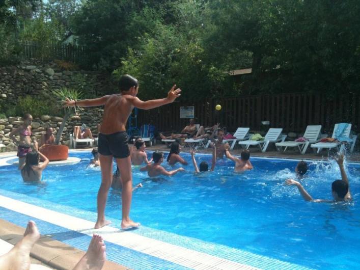 Location de vacances - Camping à Sorède - La piscine chauffée