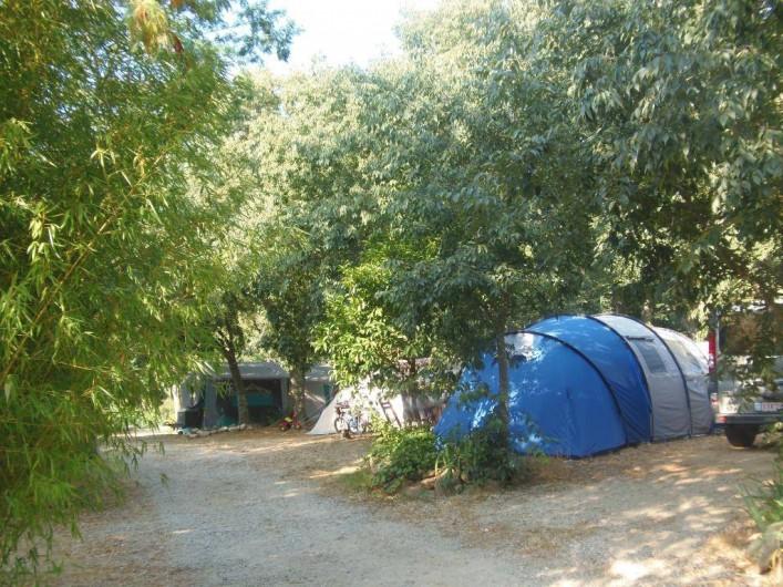 Location de vacances - Camping à Sorède - LE CAMPING 3 ÉTOILES