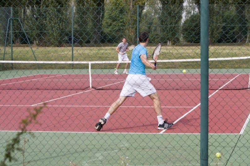 Location de vacances - Camping à Sorède - Tennis