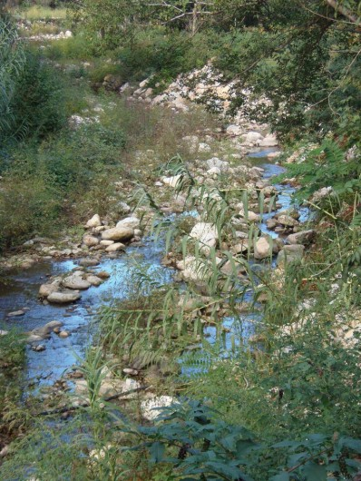 Location de vacances - Camping à Sorède - La rivière