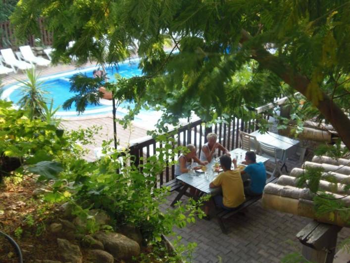 Location de vacances - Camping à Sorède - Snack Pool Bar