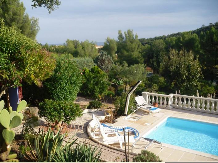 Location de vacances - Appartement à Le Dramont
