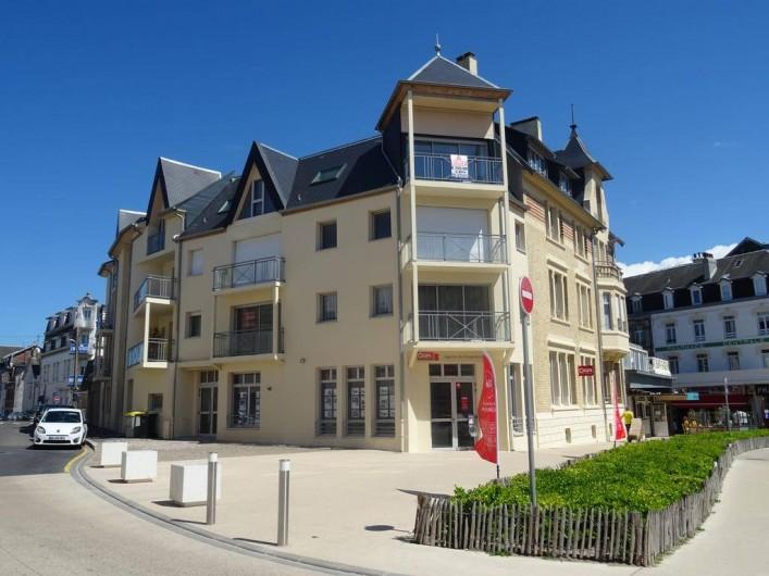 Location de vacances - Appartement à Berck