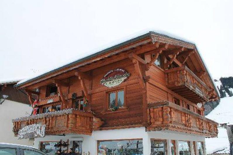 Location de vacances - Hôtel - Auberge à Les Gets