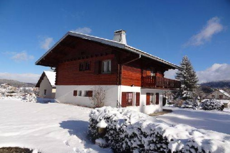 Location de vacances - Gîte à Le Frasnois